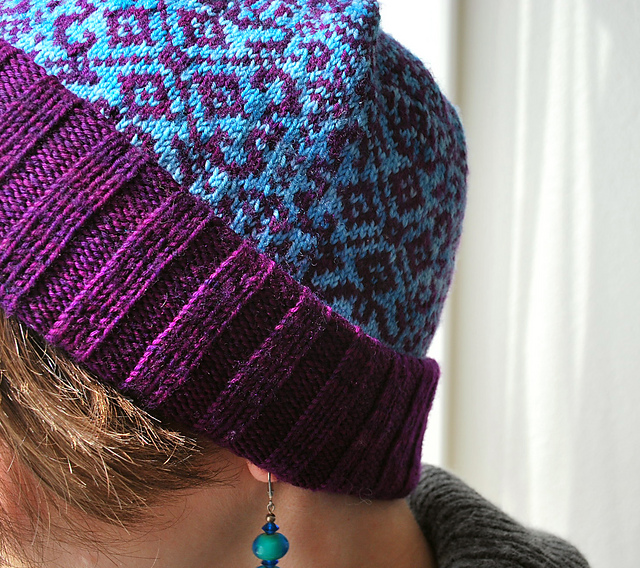 Adri Makes A Thing Or Two New Pattern Alhambra Hat