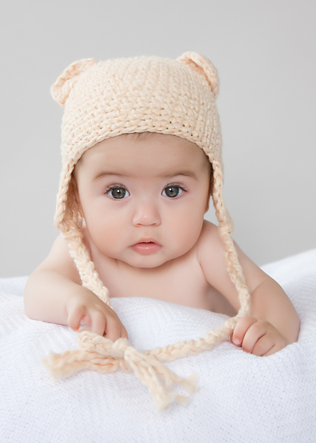 Easy To Crochet Toddler Hat Free Crochet Pattern Video Tutorial
