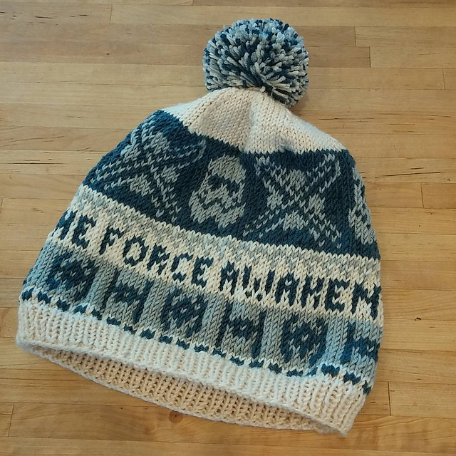 The Force Awakens Hat by Hannah L