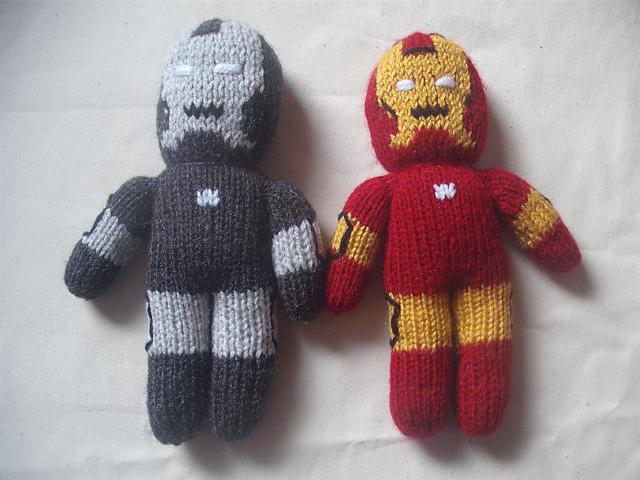 Iron Man Knitting Pattern : DSCF4531_medium2.JPG