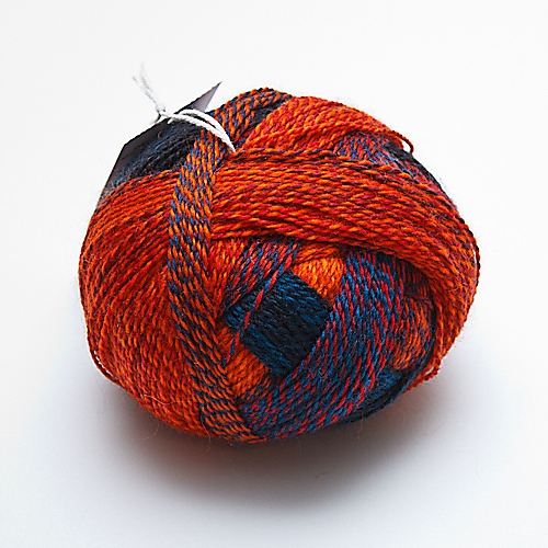 Crazy Zauberball yarn