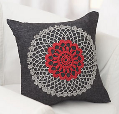 Free crochet patterns from the web - Pillows