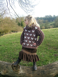 Highland_butterscotch_sweater_on_log_in_field_small2