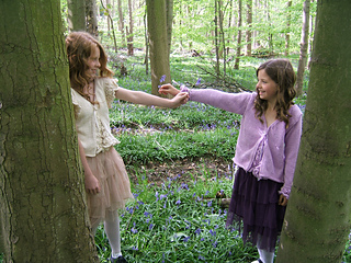 Emily_and_mollie_handing_over_bluebells_small2