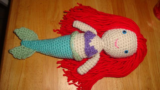 Amigurumi Little Mermaid : 1000+ images about Amigurumi Ideas on Pinterest