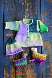 #29 Baby Girl Cardigan PDF