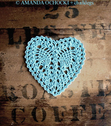 Free Pattern Friday Crochet Hearts Roundup