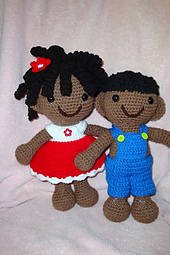 Chiwaluv Amigurumi Critters Blog : Ravelry: Tanisha Doll pattern by Chiwaluv Amigurumi Critters