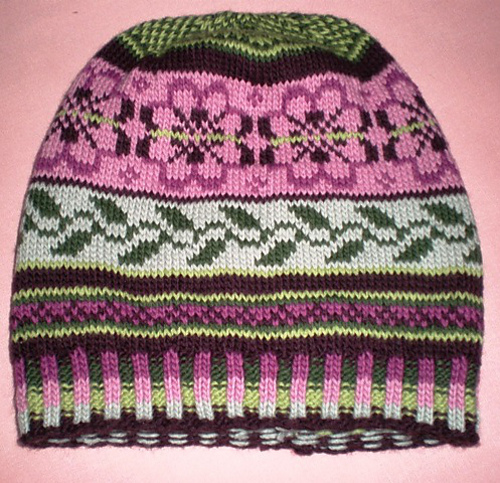 O:Vogue Knitting/Designer Knitting Fall 2010 Fair_Isle_hat_I__4__medium