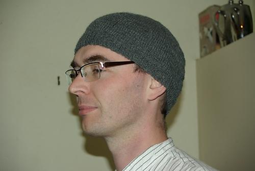 J's alpaca hat