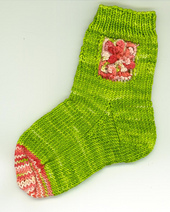 Flower Socks PDF