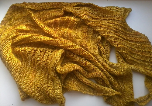 Knitting 3 Stitch I Cord Bind Off : elishevaknits: Dandelion Air