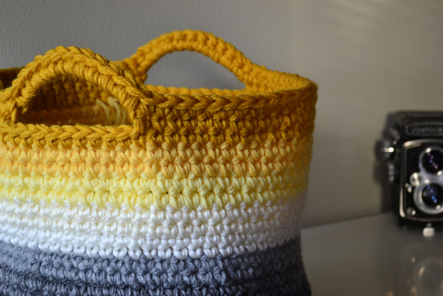 Crochet in Color: Ombre Love