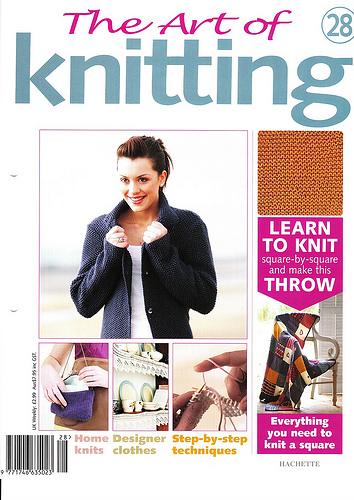 Knitting Magazine : ... The Art of Knitting Magazine > The Art of Knitting Magazine, Issue 28