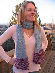 Pineapple. Crochet Scarf Free Pattern for Kids & Adults