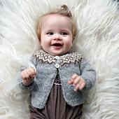 Alanna Nelson knit Gilipeysa