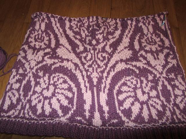 Wip Color Work 2 Big Projcets Whatcha Knittin Knittinghelp