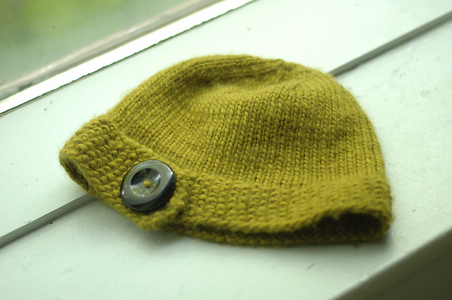Robin's Egg Blue Hat