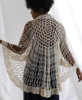 Crochet Patterns With Fine Yarn : Ravelry: Crochet So Fine: Exquisite Designs with Fine Yarns - patterns