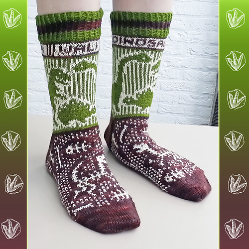 Pattern For Knitting Two Socks At A Time : Obscure Pattern Friday: Giving is Better Than Buying : knitting
