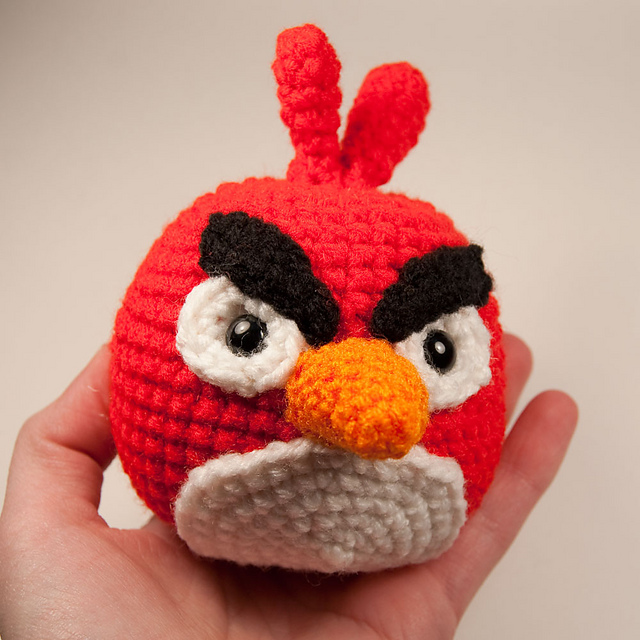 Craftiness: Pattern Find : Angry Birds