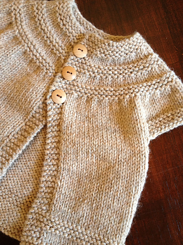 Baby Girl Knitted Sweater Pattern : Help finding beginner baby sweater pattern! : knitting