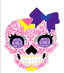 Sugar_skull_charted_throw_small