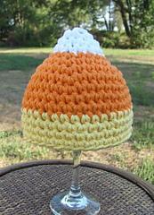 Crochet Pattern: Football Hat (5 Sizes) - Crochet Spot