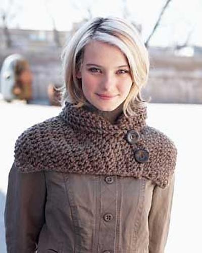 Knitting at Large: January 2012
