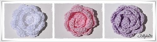 Ravelry: Crochet Pattern Flowers Peony pattern by Jolanda ...