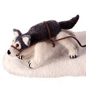 Ravelry: Husky Dog pattern by Kath Dalmeny
