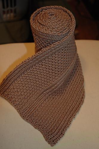 man scarf