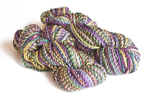 Wildflower Trails Handspun