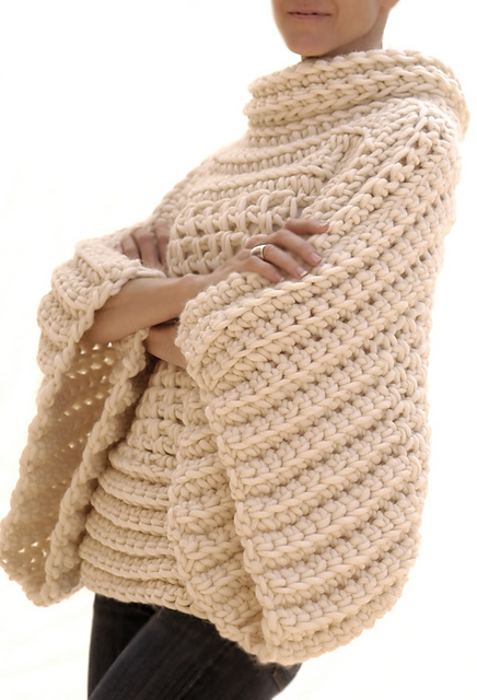 puntos - conoceis estos puntos? CrochetSweaterfront_medium2