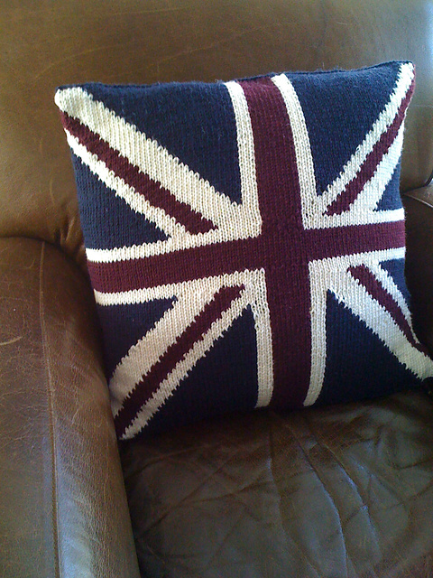 Knitting Pattern For Union Jack Hat : Slip. Knit. Pass.