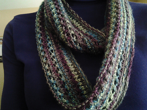 Knitographical Curating Ravelry Cowls