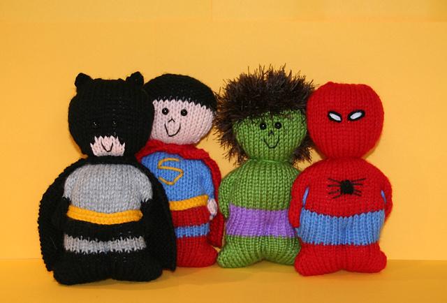 Chubbies Superheroes by Amalia Samios ($5)