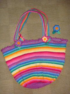 Crochet Bag And Pattern : Ravelry: Crochet Bag pattern by Lucy of Attic24