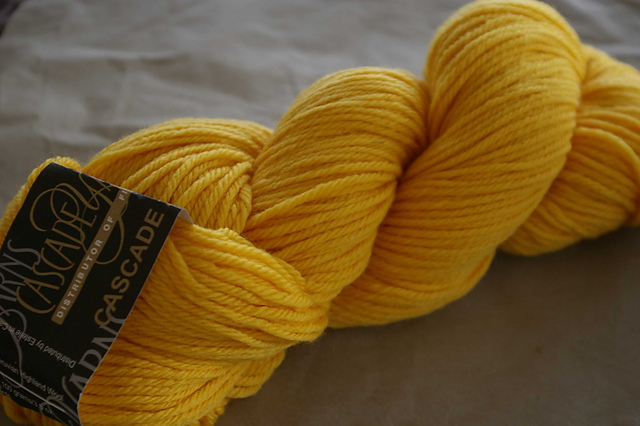 Hufflepuff yellow Cascade