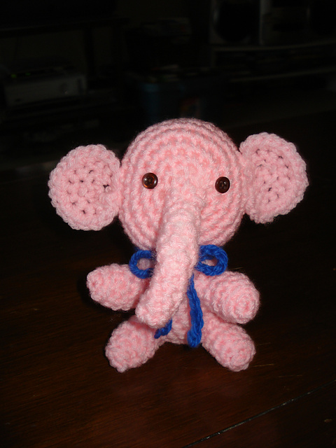 Pink elephants, here they come...