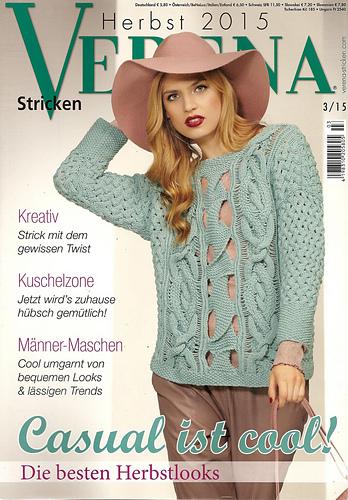 Ravelry Verena Stricken, 2015 Herbst  patterns