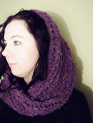 Mobius Infinity Scarf Loom Knitting Pattern : Ravelry: Loom knitting Mobius / infinity scarf pattern by ...