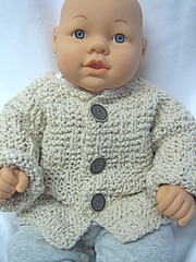 Bouncing Baby Sweater PDF