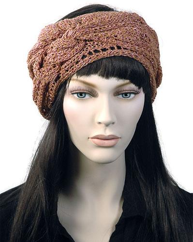 Вязанные женские шапки спицами своими руками