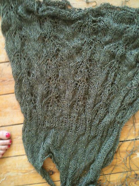 sarah lund sweater opskrift