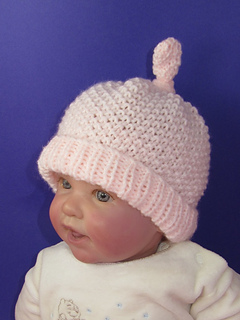 _baby__moss_stitch_top_knot_top_beanie_hat2_small2