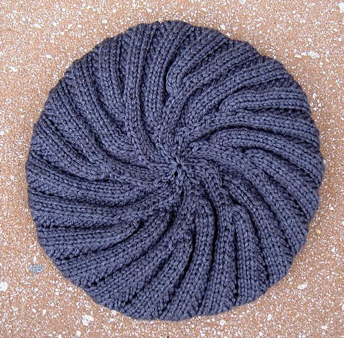Knit Beret Pattern : Knit Beret Patterns   Browse Patterns