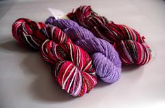 Lollytree Yarn semi-custom knitting slot