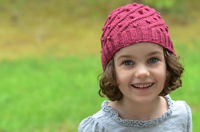 tuque tricotée manège