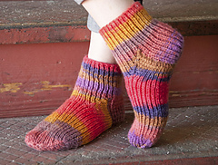 Double Thick Socks PDF
